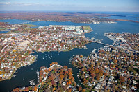 Historic Downtown Annapolis,the United States Naval Academy, and Eastport, Md
