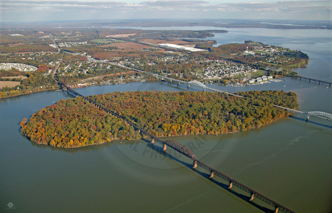 Garrett Island Bridges
